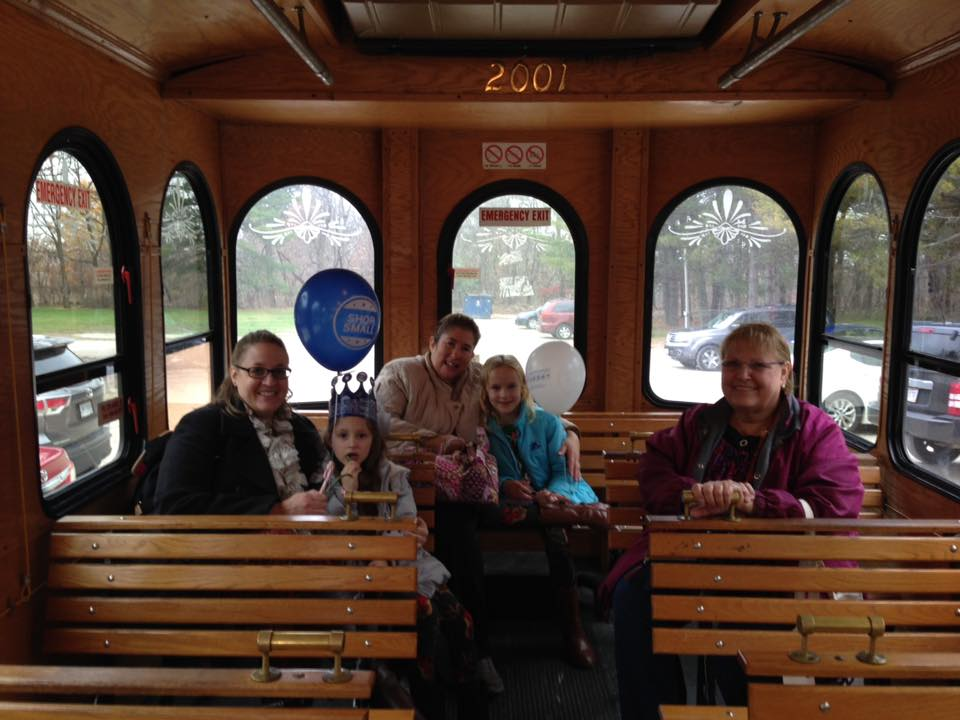 Trolley Riders 2016