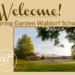 Welcome, Spring Garden Waldorf School!