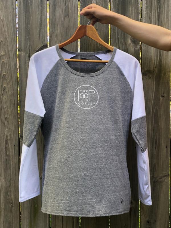 Ladies' Loop Baseball T-Shirt
