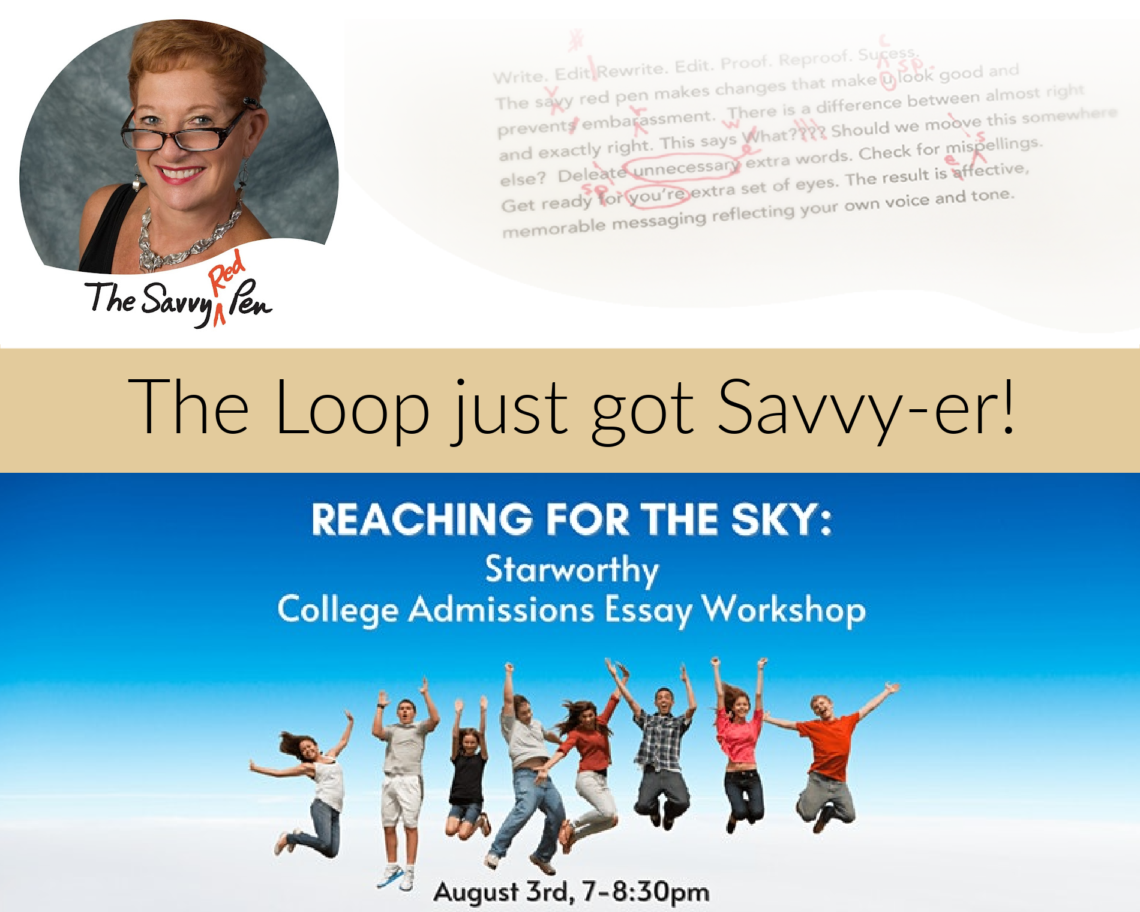 The Savvy Red Pen